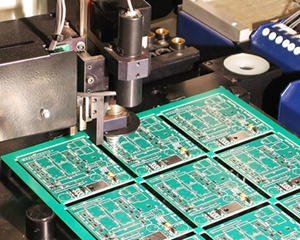 1PCB assembly