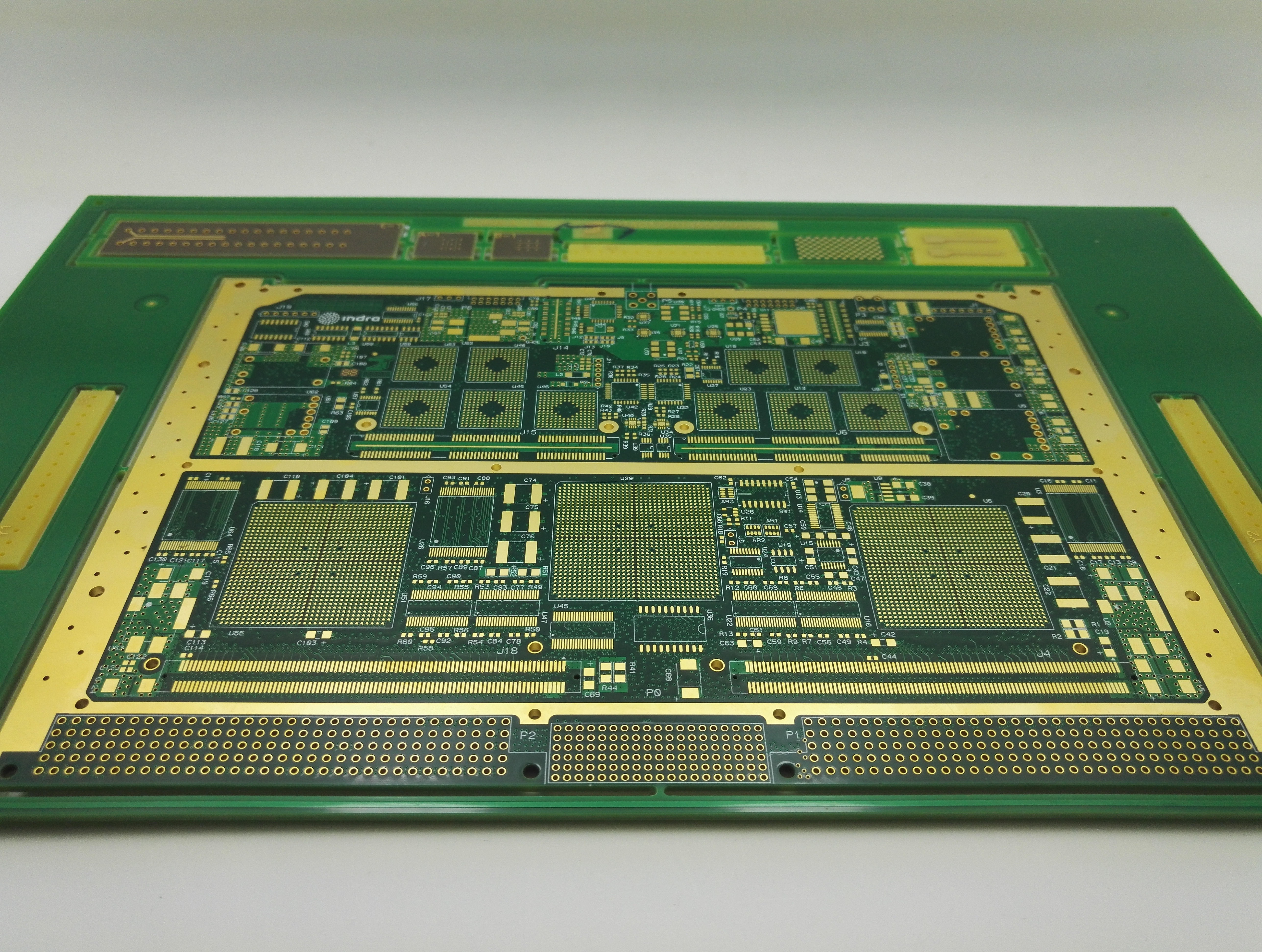 What are the factors affecting PCB impedance?