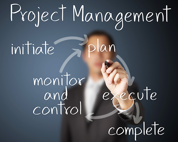 1Project management